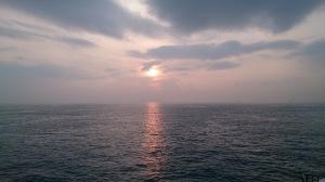 Mataharinya malu untuk bersinar