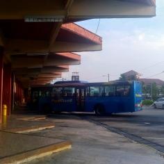 Naik Bus Perak Transit ke Kuala Kangsar